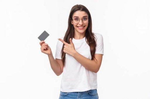 Business Debit or Credit Card