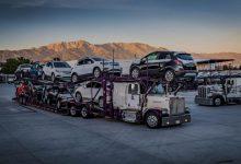 How to get the snowbird car transport
