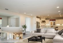 Virtual staging in real estate, virtual staging services