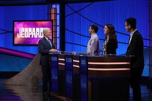 Jeopardy : New Stage Dedicated to Alex Trebek